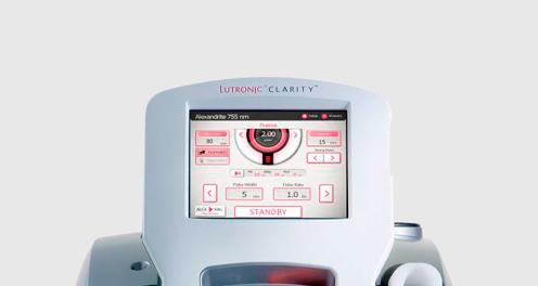 лазерная система CLARITY